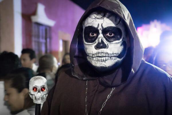 Dias de los muertos à Campeche au Méxique